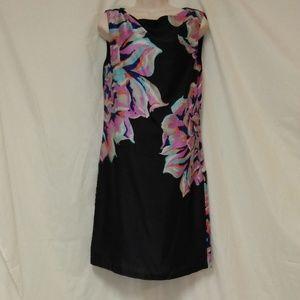 LOFT Ann Taylor Sheath Dress Size 8 Sleeveless